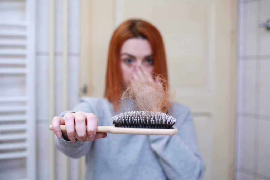 נשירת שיער ללא שימוש בקולגן