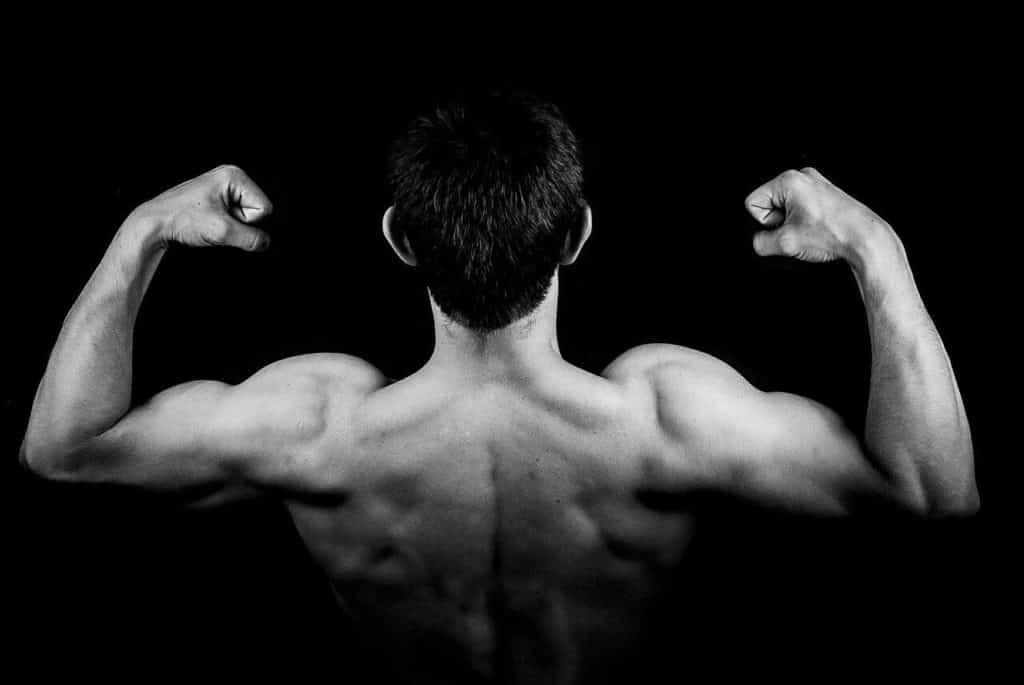 גבר בריא וחזק בזכות קולגן פלוס