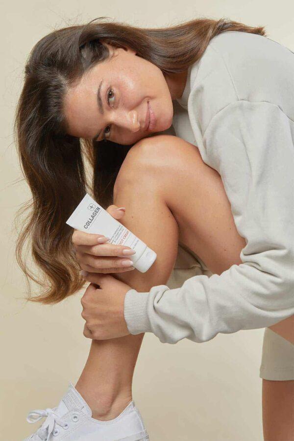 קולגן פלוס לטיפוח עור הגוף