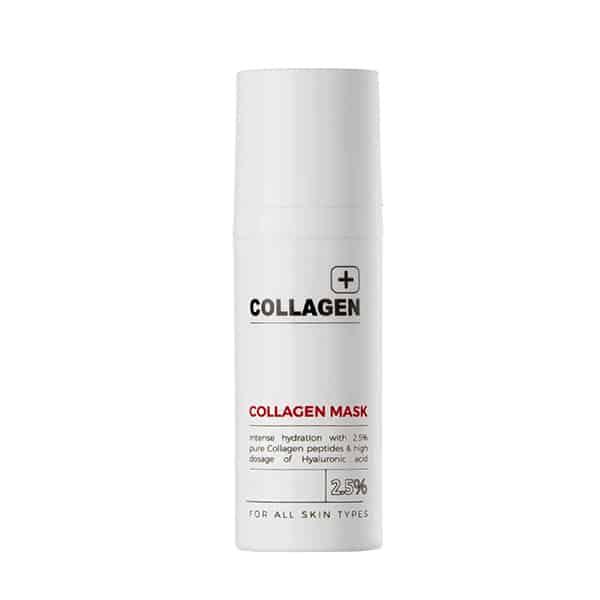 מסכת קולגן פלוס לכל סוגי העור