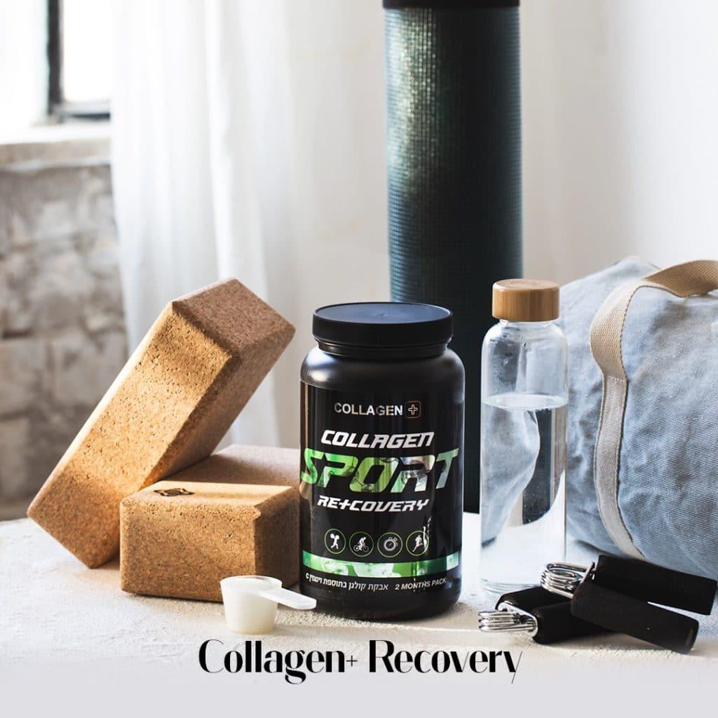 אבקת חלבון קולגן