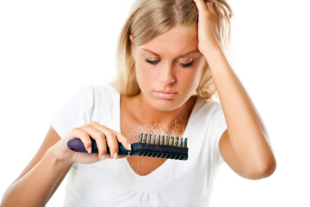 נשירת שיער בעקבות קורונה